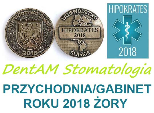 Gabinet roku 2018 - DentAM Stomatologia